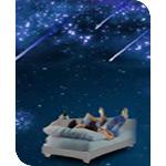 Pare un dormitor obisnuit, nu ?   Da click si asteapta un pic...  pentru a vedea efectul SpaceArt Creations...®