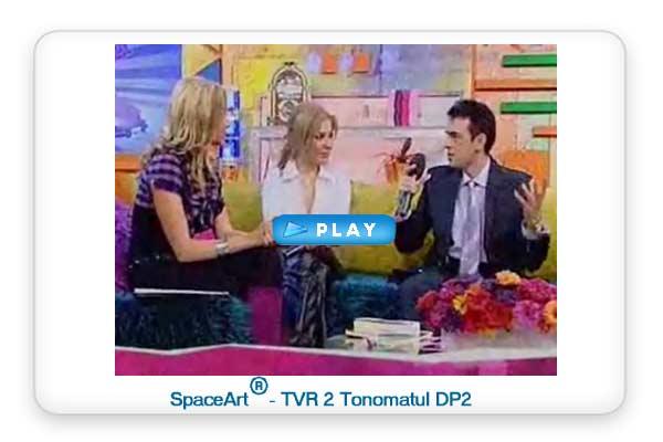 Reportaj Pro-TV Franciza SpaceArt