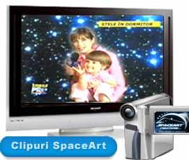 Franciza SpaceArt Prezentare Afaceri cu Decoratiuni Interioare Exterioare SpaceArt Tv Radio Presa